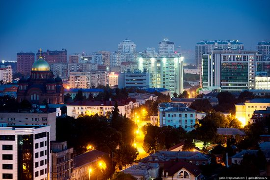 Krasnodar from above, Russia, photo 17