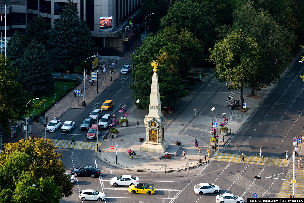 Krasnodar The View From Above Russia Travel Blog