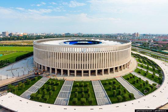 Krasnodar from above, Russia, photo 21