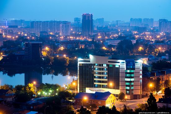 Krasnodar from above, Russia, photo 23