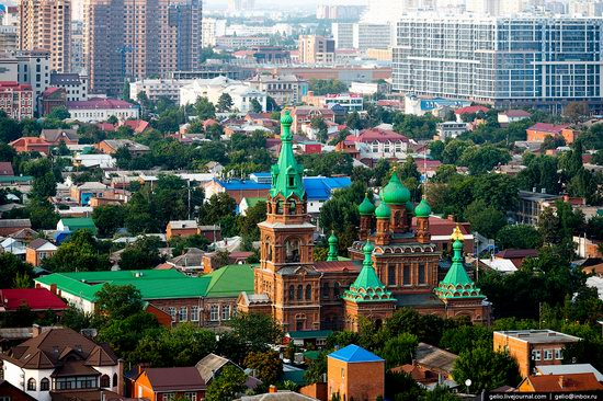 Krasnodar from above, Russia, photo 26
