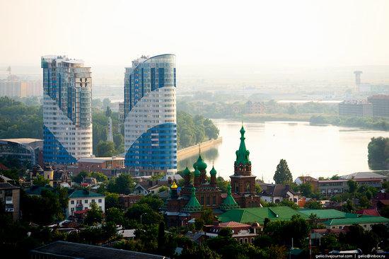 Krasnodar from above, Russia, photo 27