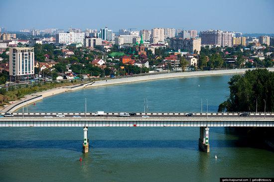 Krasnodar from above, Russia, photo 28