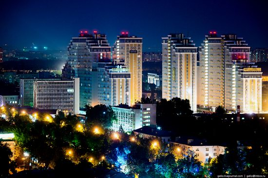 Krasnodar from above, Russia, photo 29