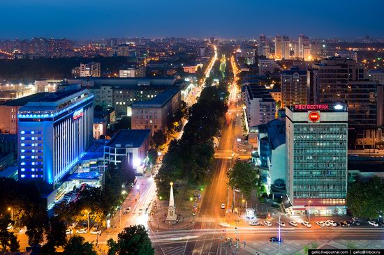 Krasnodar from above, Russia, photo 5