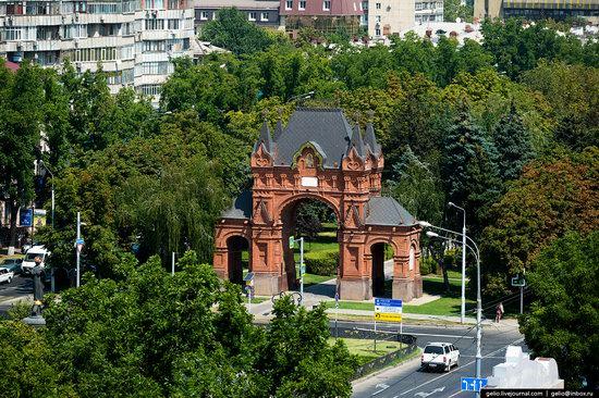 Krasnodar from above, Russia, photo 6