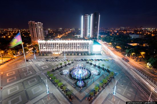 Krasnodar from above, Russia, photo 8