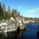 Ruskeala marble quarry – a tourist complex in Karelia