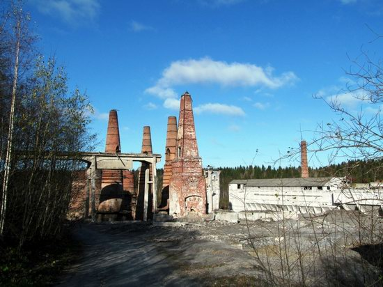 Ruskeala marble quarry, Karelia, Russia, photo 11