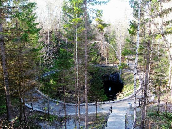 Ruskeala marble quarry, Karelia, Russia, photo 19