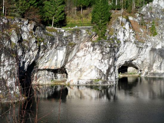 Ruskeala marble quarry, Karelia, Russia, photo 3
