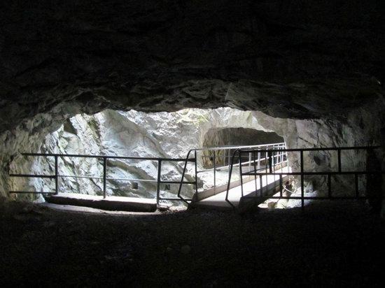 Ruskeala marble quarry, Karelia, Russia, photo 8