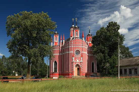 Transfiguration Church, Krasnoye, Tver region, Russia, photo 2