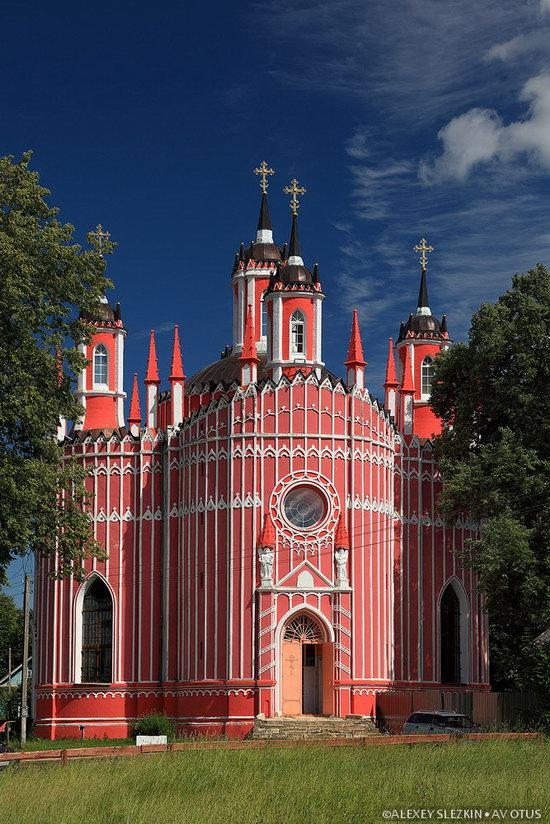 Transfiguration Church, Krasnoye, Tver region, Russia, photo 3