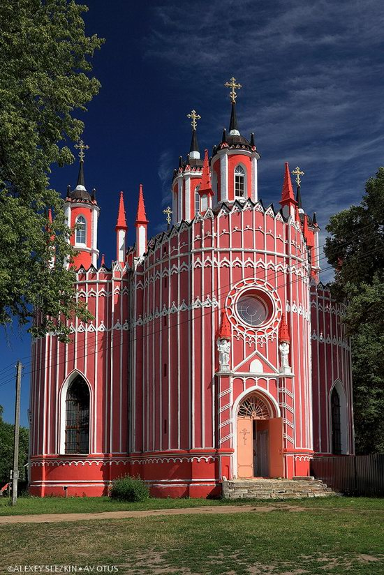 Transfiguration Church, Krasnoye, Tver region, Russia, photo 4