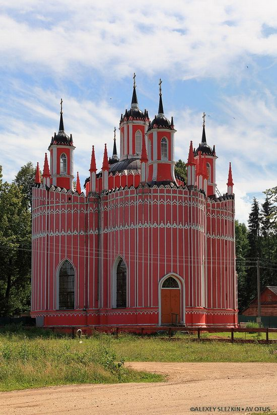 Transfiguration Church, Krasnoye, Tver region, Russia, photo 6