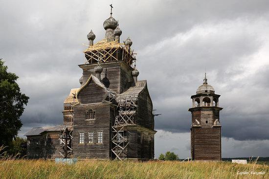 Transfiguration Church in Posad (Turchasovo), Russia, photo 1