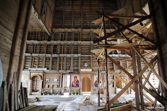 Transfiguration Church in Posad (Turchasovo), Russia, photo 10