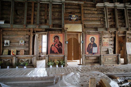 Transfiguration Church in Posad (Turchasovo), Russia, photo 11
