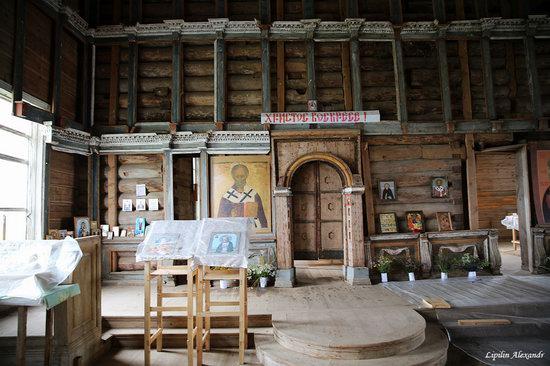 Transfiguration Church in Posad (Turchasovo), Russia, photo 12