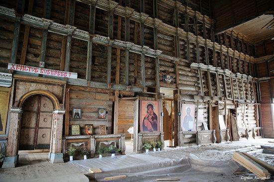 Transfiguration Church in Posad (Turchasovo), Russia, photo 13