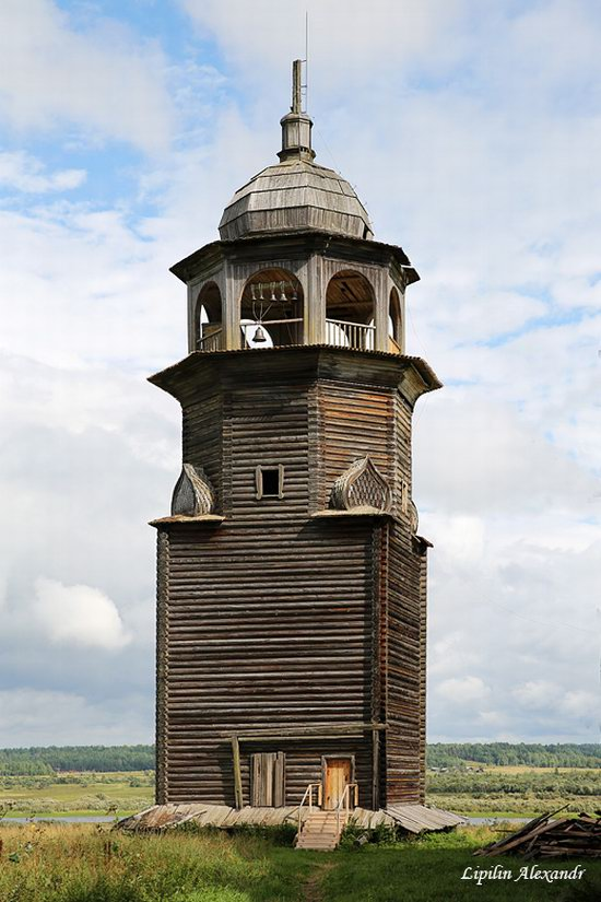Transfiguration Church in Posad (Turchasovo), Russia, photo 14