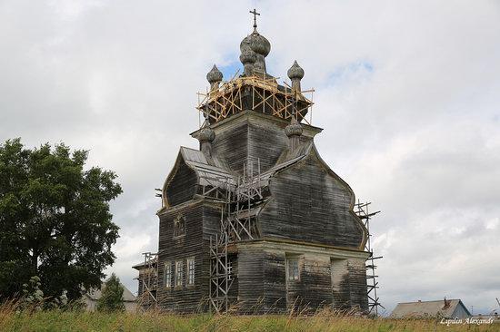 Transfiguration Church in Posad (Turchasovo), Russia, photo 18