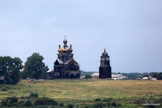 Transfiguration Church in Posad (Turchasovo), Russia, photo 2