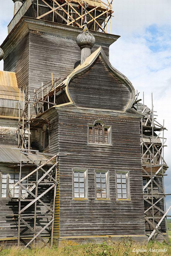 Transfiguration Church in Posad (Turchasovo), Russia, photo 20