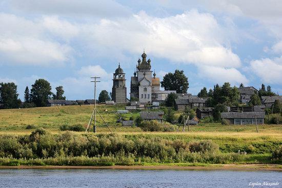 Transfiguration Church in Posad (Turchasovo), Russia, photo 21