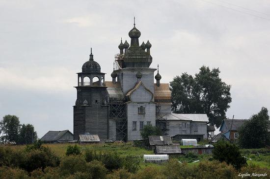 Transfiguration Church in Posad (Turchasovo), Russia, photo 3