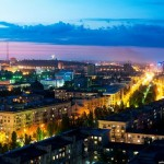 Volgograd – the view from above
