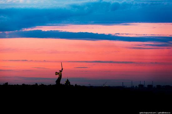 Volgograd from above, Russia, photo 11