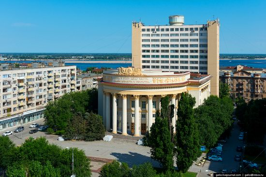 Volgograd from above, Russia, photo 20