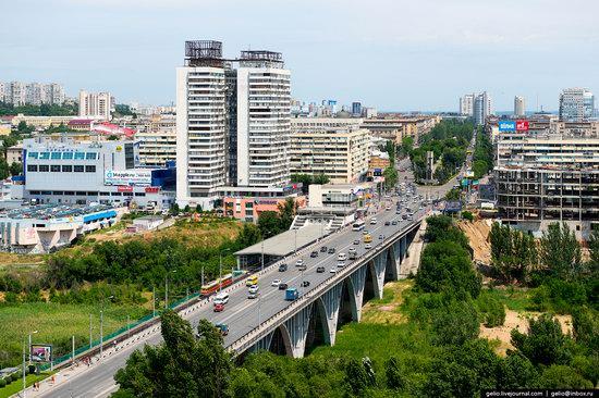 Volgograd from above, Russia, photo 21