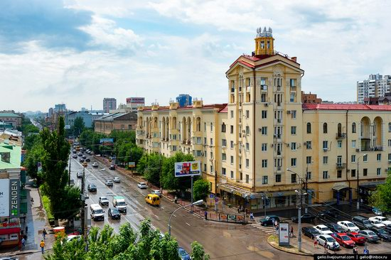Volgograd from above, Russia, photo 23