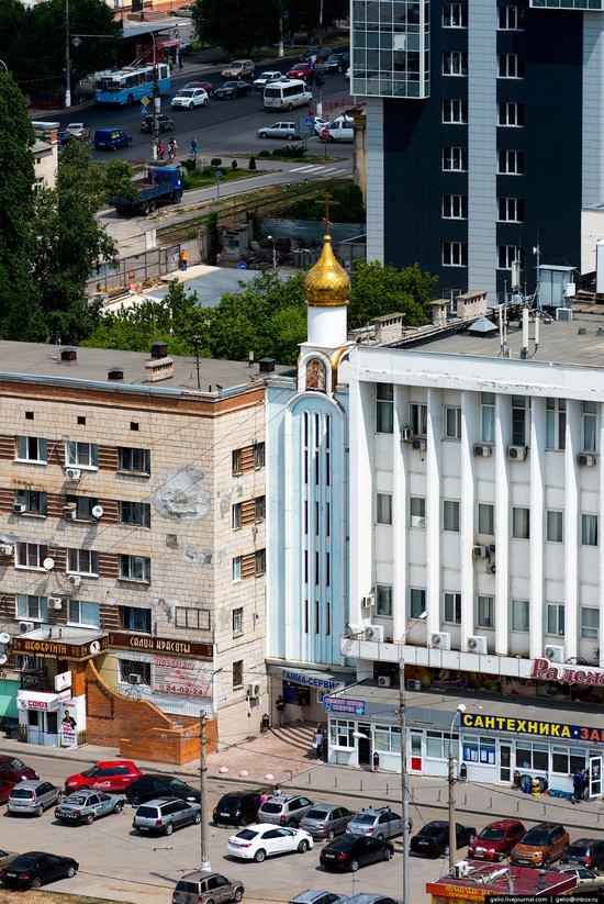 Volgograd from above, Russia, photo 25