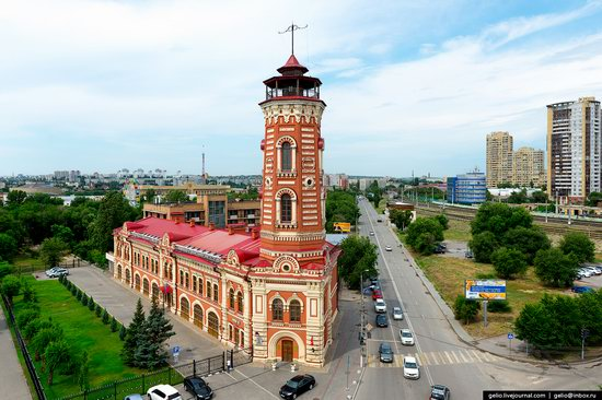 Volgograd from above, Russia, photo 6