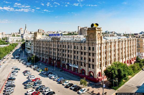 Volgograd from above, Russia, photo 9