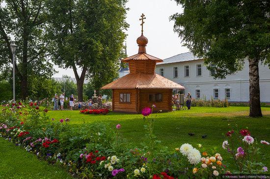 Vvedenskiy Tolga Convent, Yaroslavl, Russia, photo 13