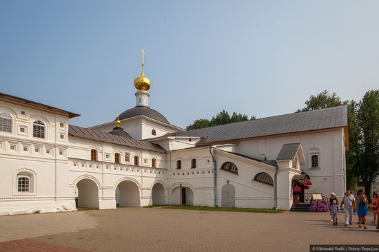 Vvedenskiy Tolga Convent, Yaroslavl, Russia, photo 8