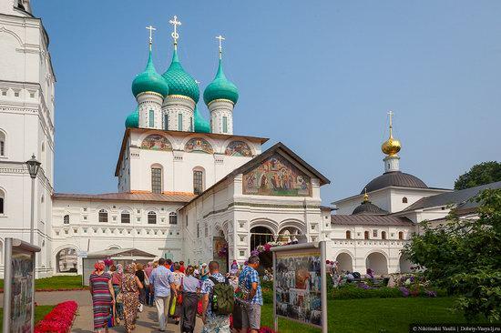 Vvedenskiy Tolga Convent, Yaroslavl, Russia, photo 9