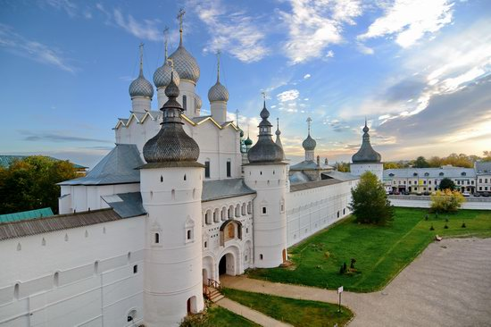 Architectural monuments of  Rostov the Great, Russia, photo 1