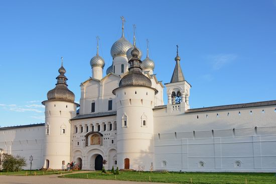 Architectural monuments of  Rostov the Great, Russia, photo 10