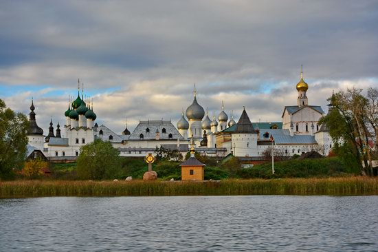 Architectural monuments of  Rostov the Great, Russia, photo 11