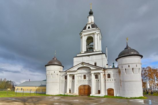 Architectural monuments of  Rostov the Great, Russia, photo 14