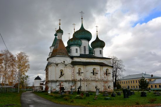 Architectural monuments of  Rostov the Great, Russia, photo 15