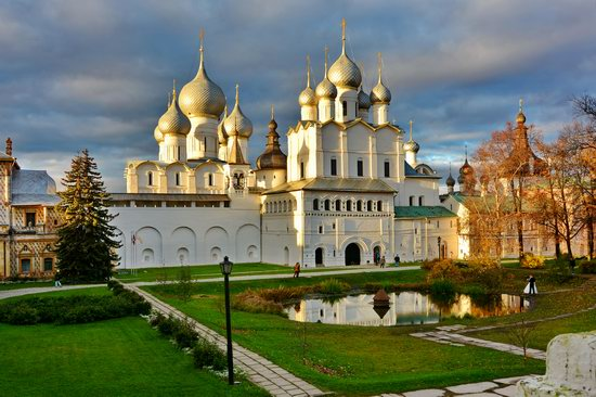 Architectural monuments of  Rostov the Great, Russia, photo 17
