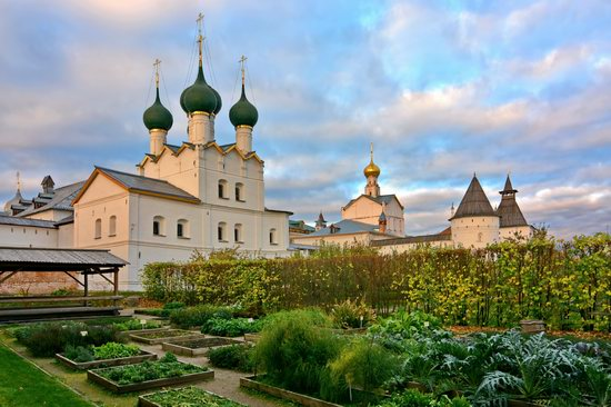 Architectural monuments of  Rostov the Great, Russia, photo 18