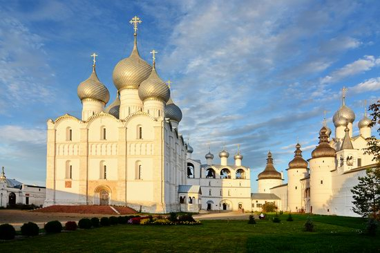 Architectural monuments of  Rostov the Great, Russia, photo 2